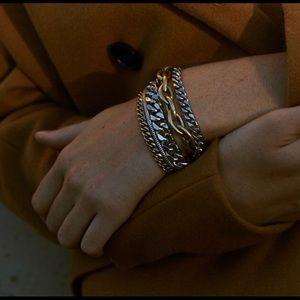 Jenny Bird Austin Cuff Bracelet NWT